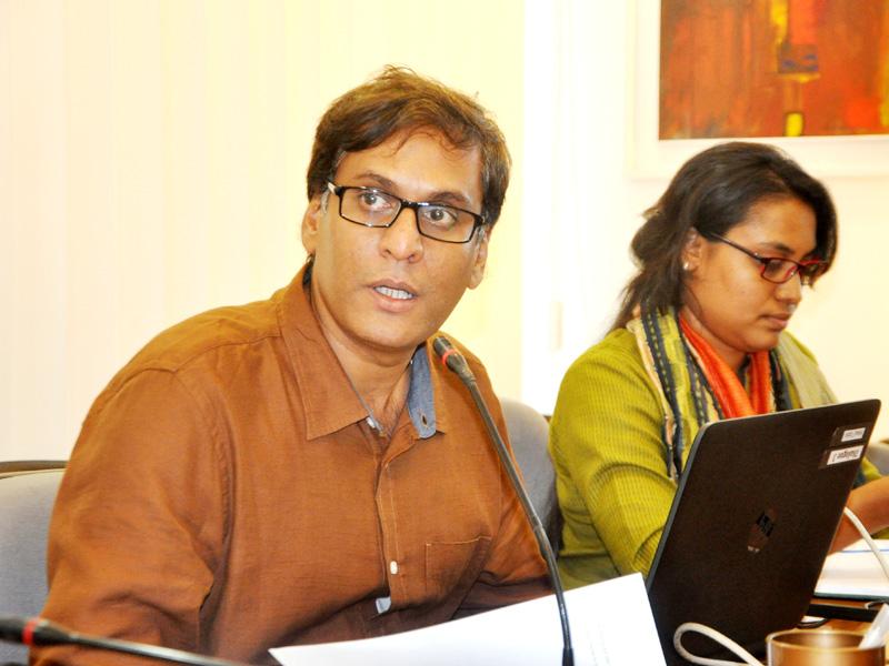 Mr Avra Bhattacharjee at CPD YSSS
