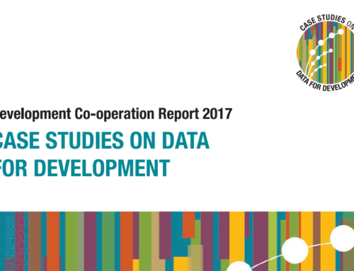 Post-2015 Data Test is showcased in OECD's Development Co-operation Report 2017