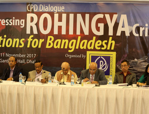 Addressing Rohingya Crisis: Options for Bangladesh (Photos)