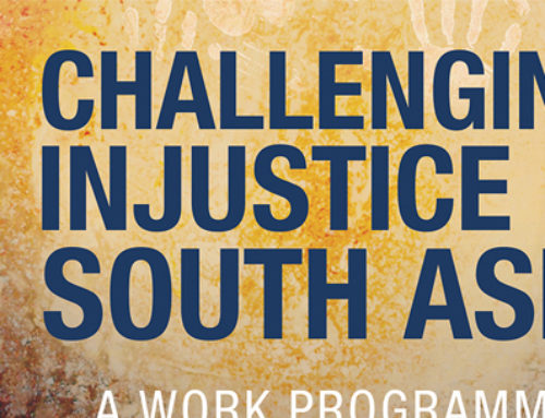 Challenging Injustice in South Asia