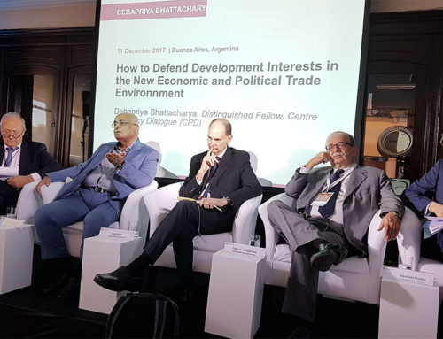 CPD delegates attend Trade & Sustainable Development Symposium in Argentina