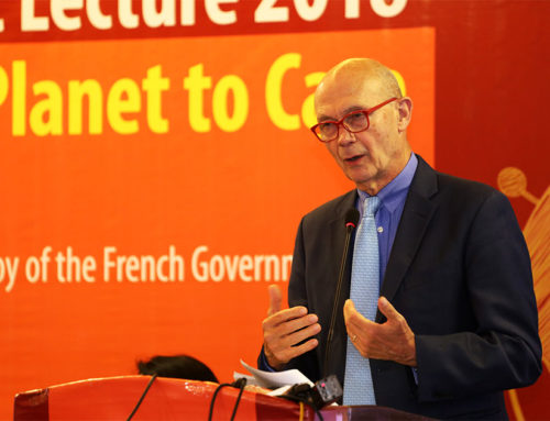 Inequality, environmental degradation fuel tensions worldwide: Pascal Lamy