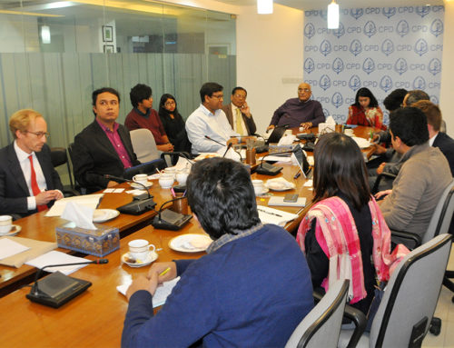Third meeting of Bangladesh Economists' Network held