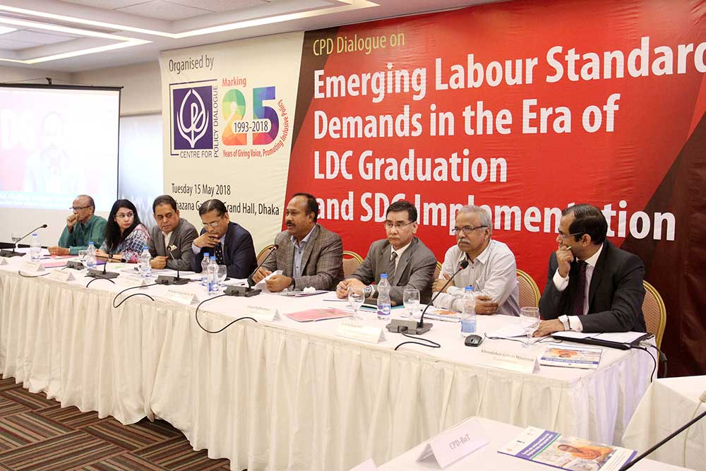 Labour law reform and its effective enforcement key to ensuring