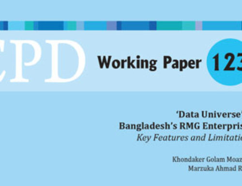 Paper 50 – Contribution of the RMG Sector to the Bangladesh